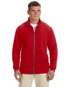Adult Premium Cotton® 9 oz. Fleece Full-Zip Jacket