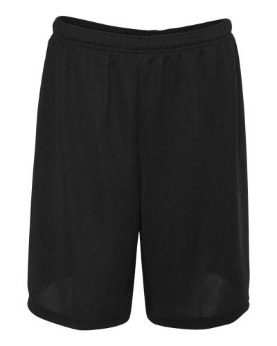 """Mock Mesh 9"""" Shorts"""