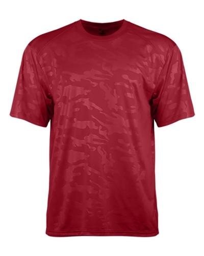 Monocam Embossed T-Shirt