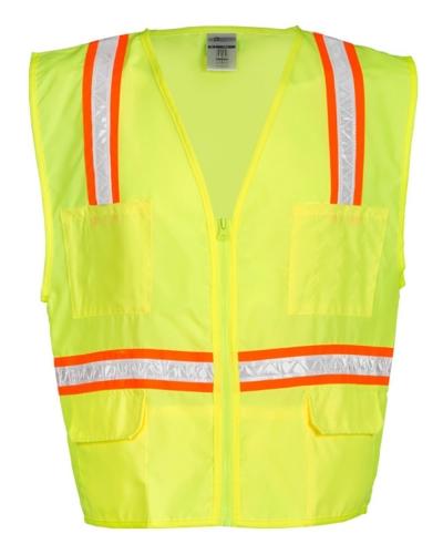 Multi-Pocket Surveyors Vest