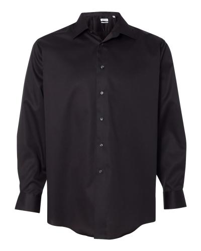 Non-Iron Micro Pincord Long Sleeve Shirt