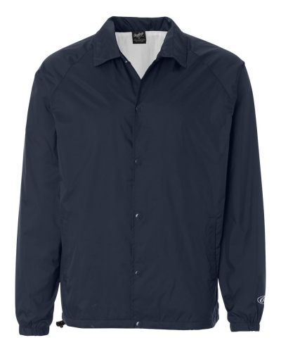Rawlings 9718 Nylon Coach's Jacket
