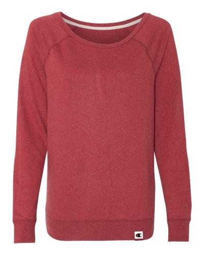 Originals Women's French Terry Boat Neck Sweatshirt