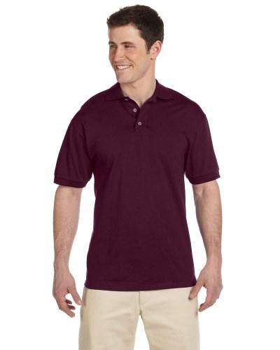 Adult 6.1 oz. Heavyweight Cotton™ Jersey Polo