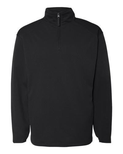 Performance Fleece Quarter-Zip Sweatshirt