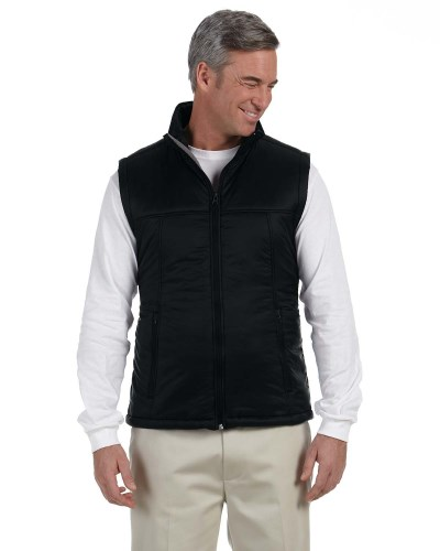 Harriton M795 Men's Essential Polyfill Vest