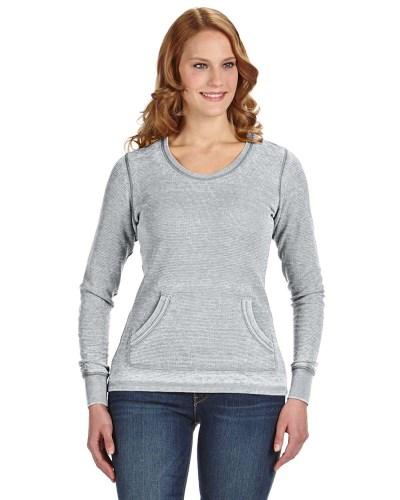 Ladies' Zen Thermal Long-Sleeve T-Shirt