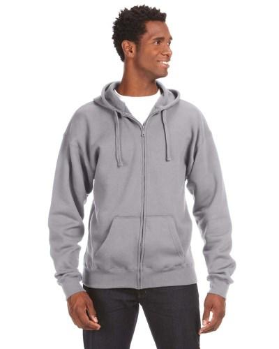 Adult Premium Full-Zip Fleece Hood