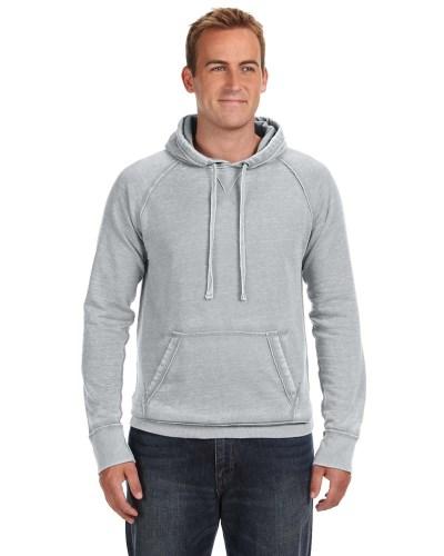Adult Vintage Zen Fleece Pullover Hood