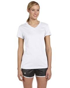 Ladies' Dri-Power V-Neck T-Shirt