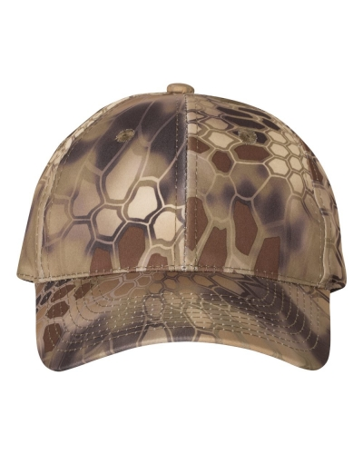 Platinum Series Performance Camo Cap