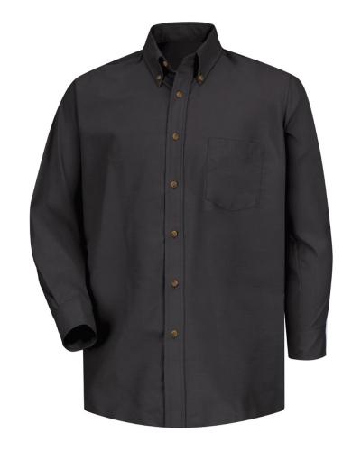 Poplin Long Sleeve Dress Shirt