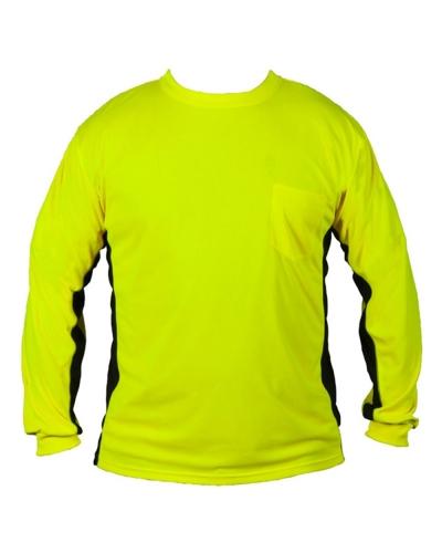 Premium Black Series® Long Sleeve Hi-Viz T-Shirt