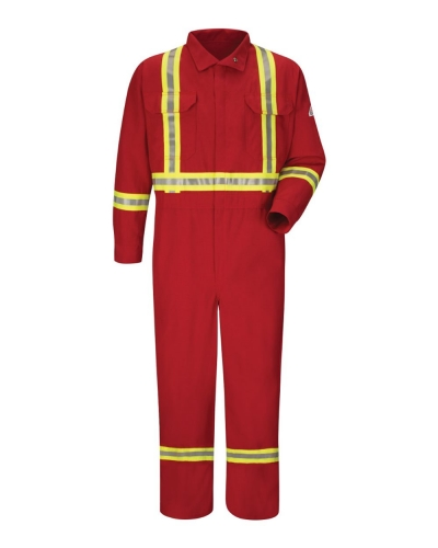 Premium Coverall with CSA Compliant Reflective Trim - Nomex® IIIA Long Sizes