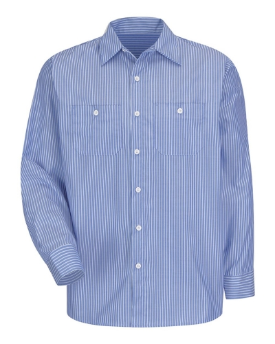 Premium Long Sleeve Work Shirt