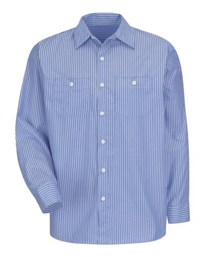 Premium Long Sleeve Work Shirt Long Sizes