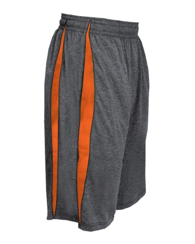 "Pro Heather Fusion 10"" Inseam Shorts"
