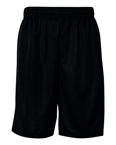 "Badger 7219 Pro Mesh 9"" Shorts with Pockets"