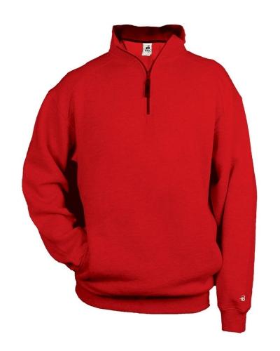 Quarter-Zip Fleece Pullover