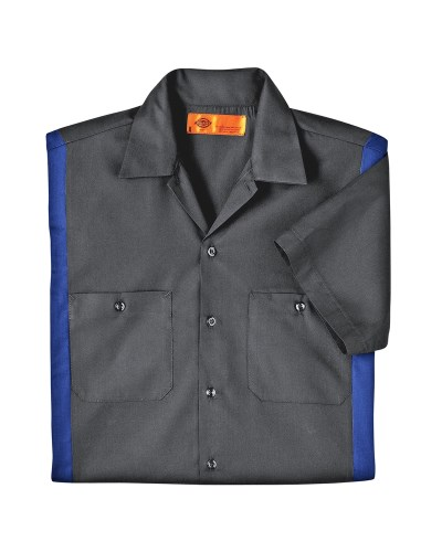 Men's 4.25 oz. Industrial Colorblock Shirt