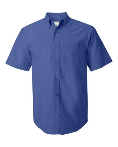 Short Sleeve Oxford Shirt Tall Sizes