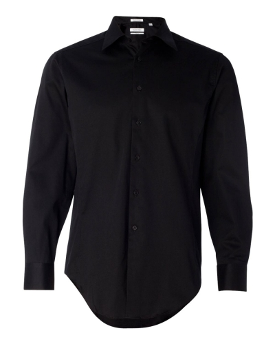 Slim Fit Cotton Stretch Shirt