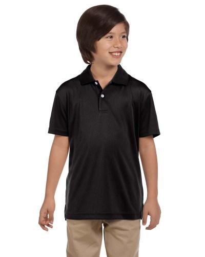 Youth Double Mesh Sport Shirt