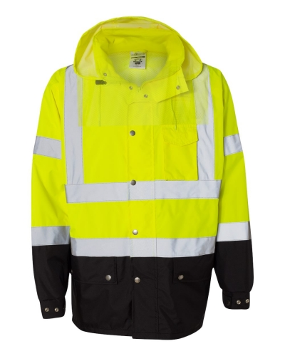 Storm Cover Waterproof Rain Jacket