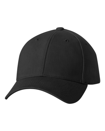 Structured Heavy Brushed Twill Cap