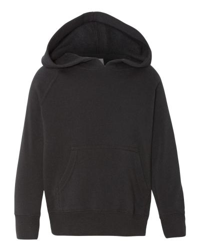 Toddler Special Blend Raglan Hooded Sweatshirt