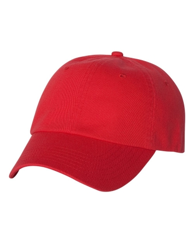 Unstructured Washed Chino Twill Cap