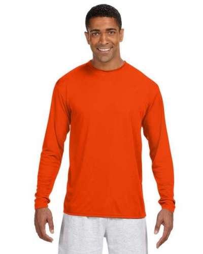 A4 N3165 Men's Long Sleeve T-Shirt