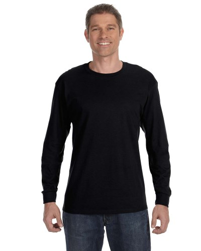 Adult 5.6 oz. DRI-POWER® ACTIVE Long-Sleeve T-Shirt