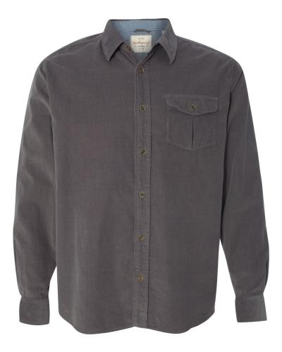 Vintage Mini Cord Long Sleeve Shirt