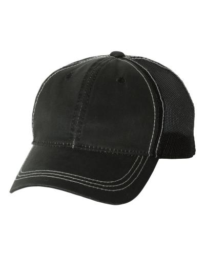 Weathered Mesh Back Cap