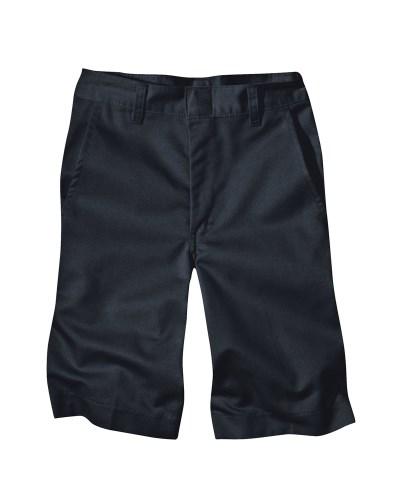 7.5 oz. Boy's Flat Front Short