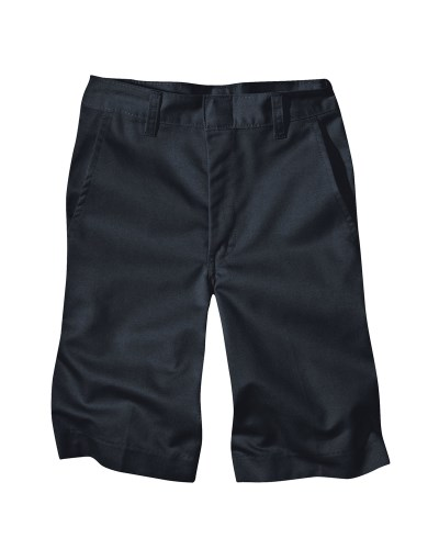 7.75 oz. Boy's Flat Front Short