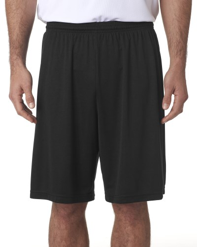 Adult 9inch Inseam Cooling Performance Shorts