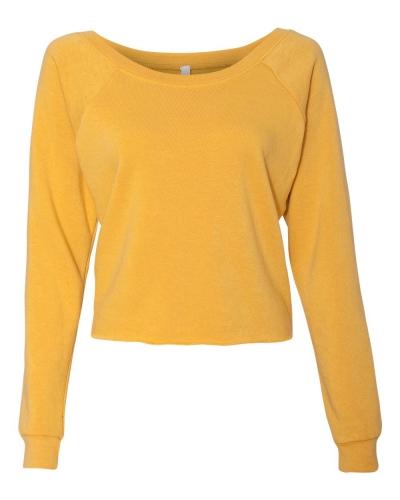 Women's Chloe Cropped Crewneck Sweatshirt