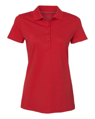 Women's Classic Fit Ivy Pique Sport Shirt
