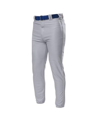 Adult Pro Style Elastic Bottom Baseball Pant