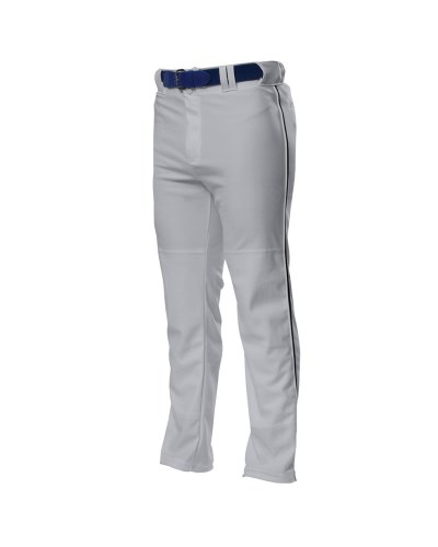 Youth Pro Style Open Bottom Baggy Cut Baseball Pant