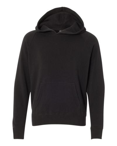 Youth Special Blend Raglan Hooded Sweatshirt