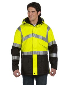 Insulated Cold Weather Parka Class 3