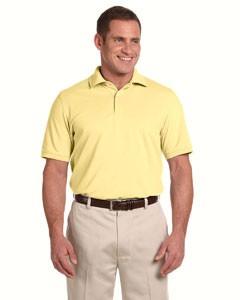 Men's Combed Cotton Pique Polo
