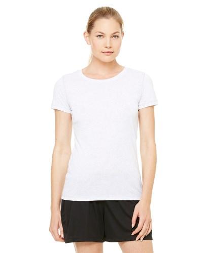 Ladies' Performance Triblend Short-Sleeve T-Shirt
