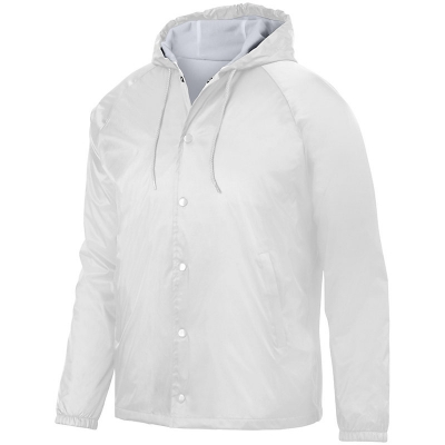 Augusta Sportswear 3102 Hooded Coach Jacket