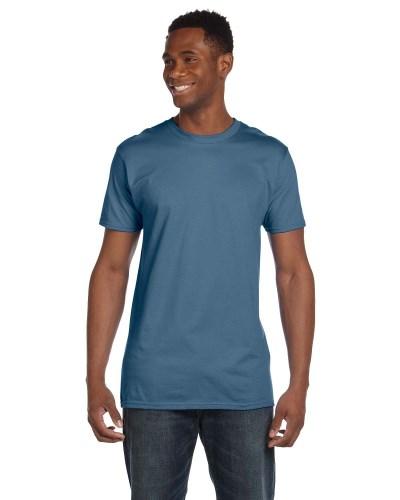 Adult 4.5 oz. 100% Ringspun Cotton nano-T® T-Shirt