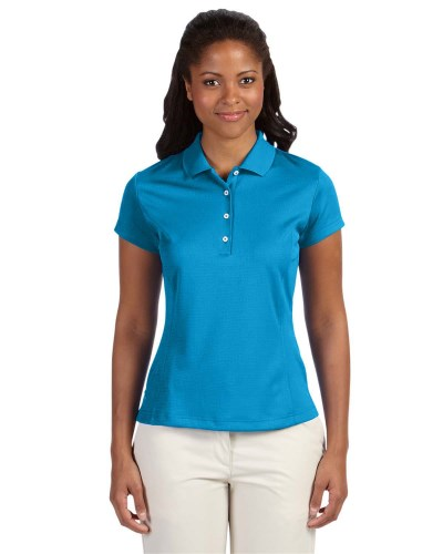 Ladies' climalite Texture Solid Polo
