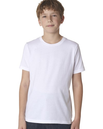 Youth Boys' Cotton Crew